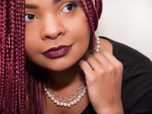 Bettina Meyer macht Schmuck: Perlenkette