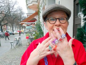 Bettina Meyer macht Schmuck - Ringe - Klunkerkompany