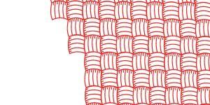 Einladungskarte, Bettina Meyer macht Schmuck: Textil?