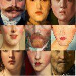 9 Motive für ein Mund-Nasenbedeckung