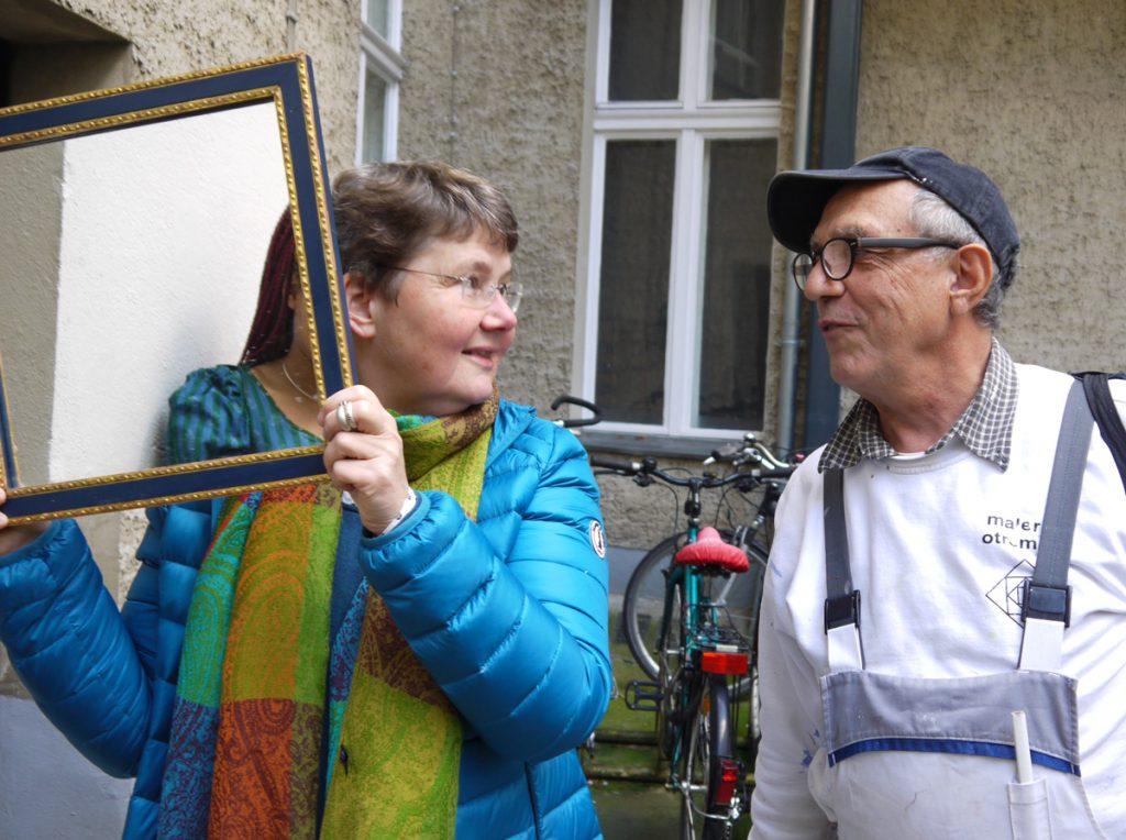 Bettina Meyer - Spiegelbild